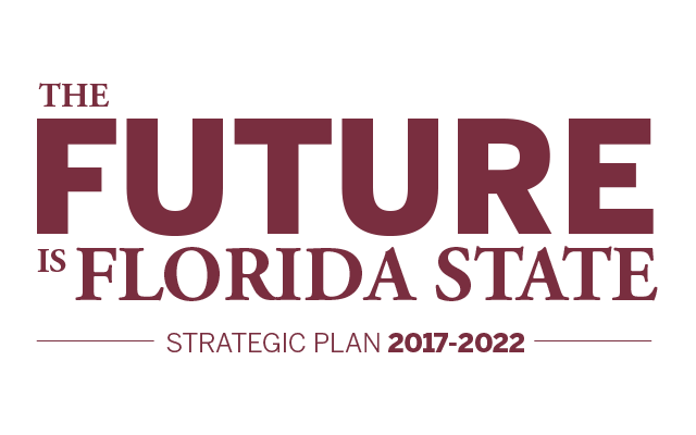 The Future is Florida State: Strategic Plan 2017-2022